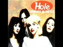 Hole - There is a light