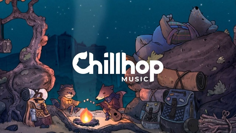 Campfire Crackling warm cozy beats