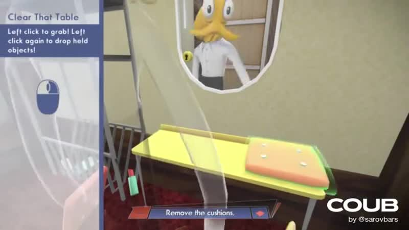 Octodad: Dadliest Catch - push the tempo