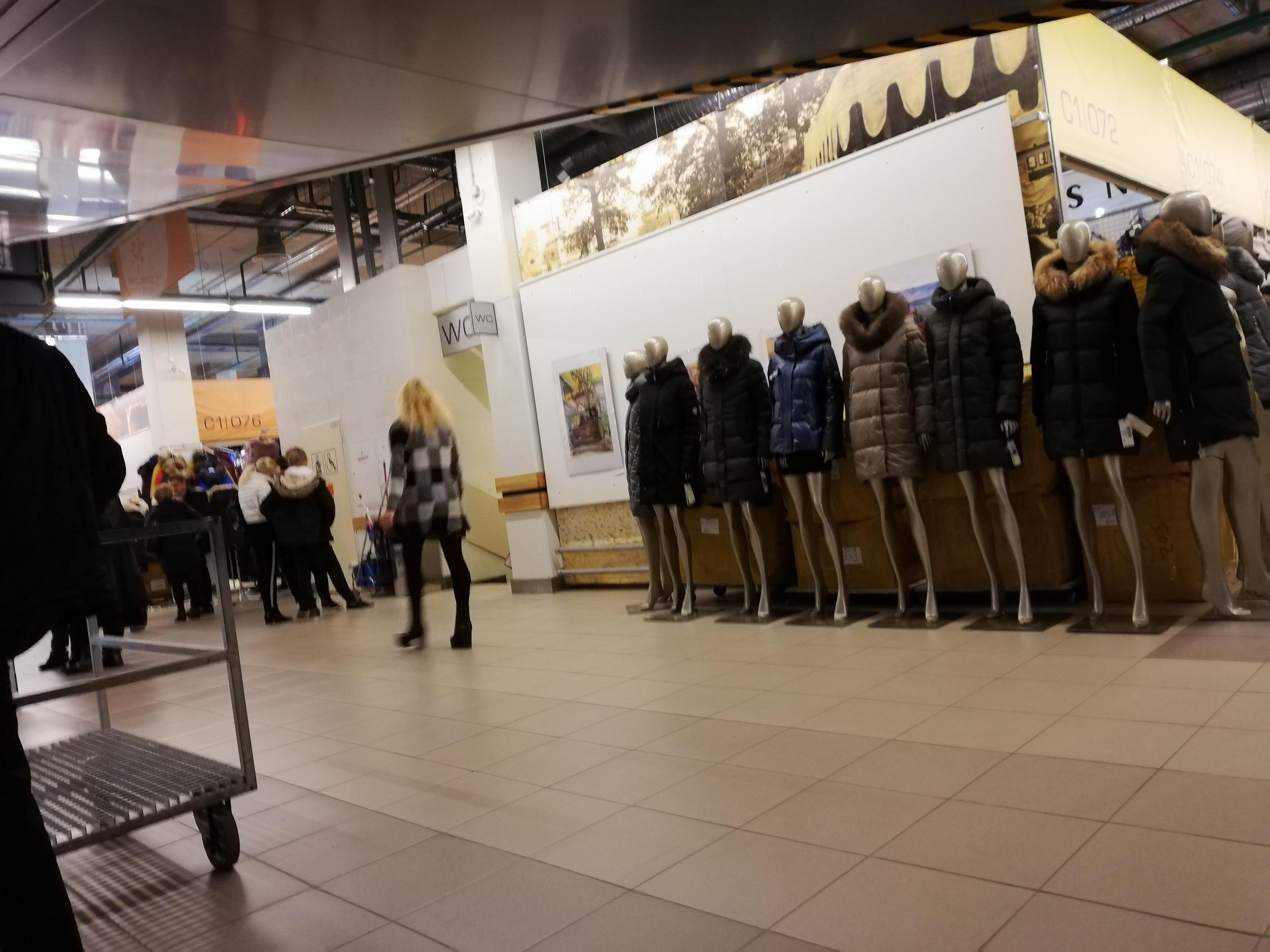 Вильнюсский рынок разочаровал: ехали за покупками, а вернулись с пустыми руками