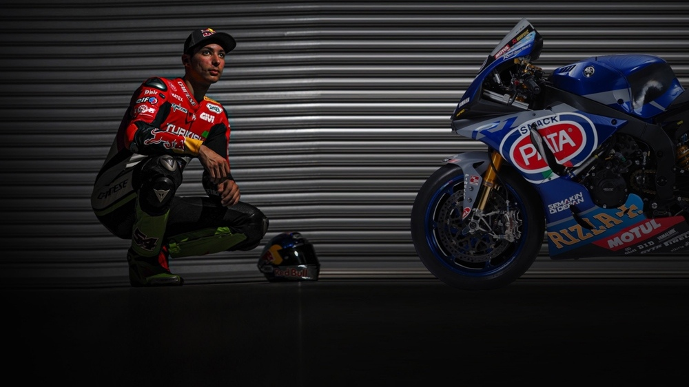 Топрак Разгатлиоглу официально в команде Pata Yamaha