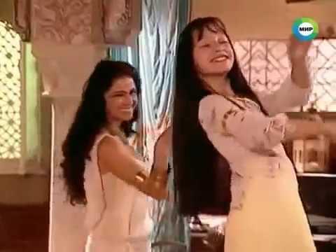 Танец Жади и Хадижи и драка с Раньей (Клон, 214 серия)