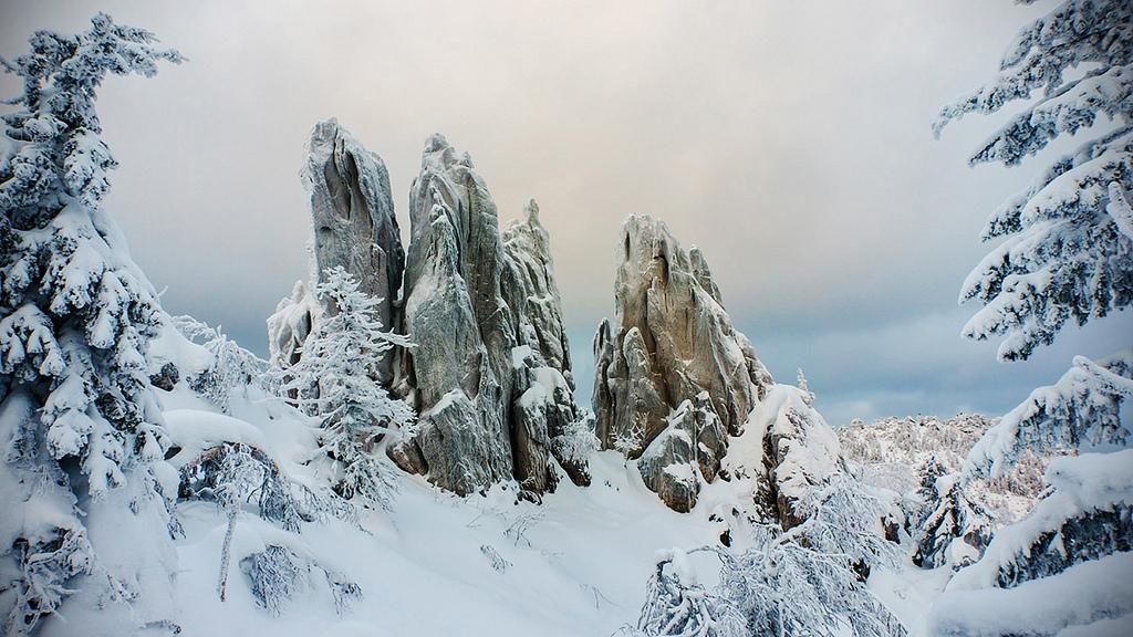 Афиша Самара Сказочный новый год в горах 31.12 - 2.01.21