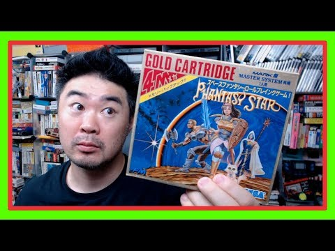 Como foi o Desenvolvimento de Phantasy Star Master System