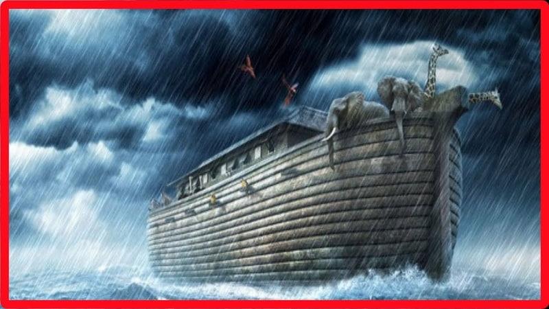 Experiment zeigt Noahs Sintflut nur auf Flacher Erde möglich
