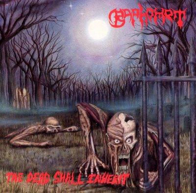 Baphomet - The Dead Shall Inherit (+Test Pressing)