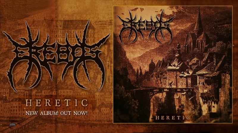 Erebos Austria Heretic 2019 Full Album