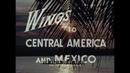 1959 PAN AM AIRLINES FILM WINGS TO CENTRAL AMERICA, GUATEMALA, COSAT RICA MEXICO 45214