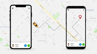 Dylyver Drive ride-sharing app