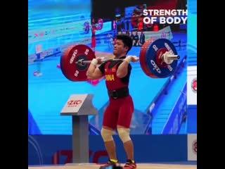Толчок штанги 171 кг при собственном весе 61 кг njkxjr infyub 171 ru ghb cj,cndtyyjv dtct 61 ru