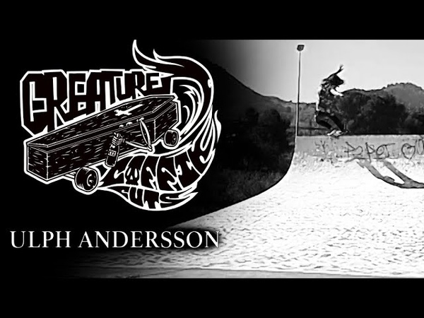 Ulph Andersson | Never Too Late | Coffin Cut