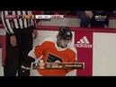 Oskar Lindblom's First NHL Goal! - Philadelphia Flyers vs Washington Capitals 3 18 18