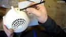 мини тепло вентилятор ANIMORE на 250 вт