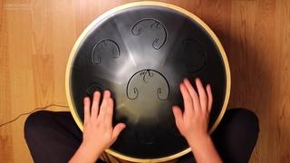 Rav Vast Drum Music   Tongue Drum Music for Stress Relief, Handpan Music