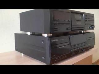 Обзор кассетной деки Kenwood KXF-W4010