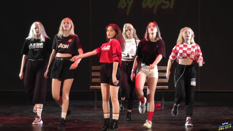 SOS 2019 oops! - Uh-Oh ((G)I-DLE)