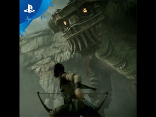 Shadow of the Colossus | Игра месяца PS Plus | PS4