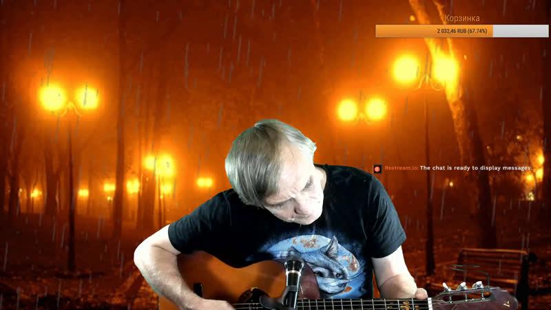Песни под гитару Бессмертный Высоцкий. Так оно и есть ...TB №260