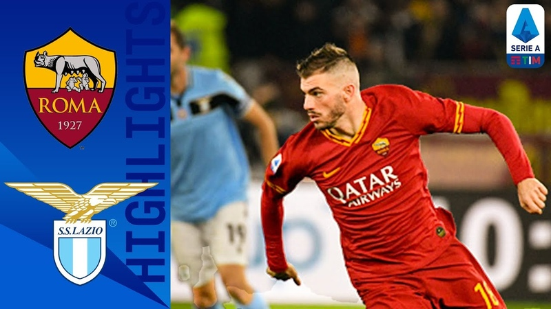Roma 1-1 Lazio | Honours even in Rome derby! | Serie A TIM