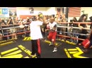 Floyd Mayweather Training for Conor McGregor Muscle Madness