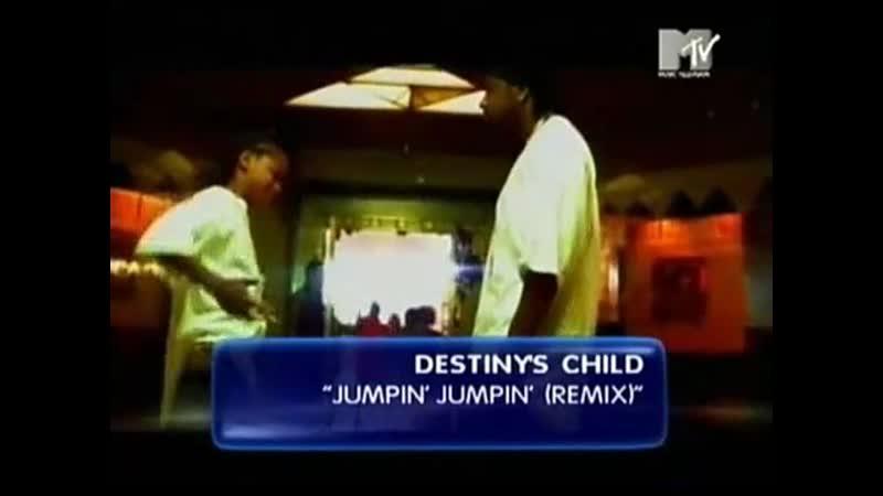 Destiny's child bow wow da brat jermaine dupri jumpin jumpin remix mtv