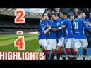 Midtjylland FC 2 X 4 Rangers - Europa League 08 08 2019 HD