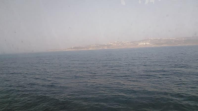 Из Марокко в Испанию через Гибралтар