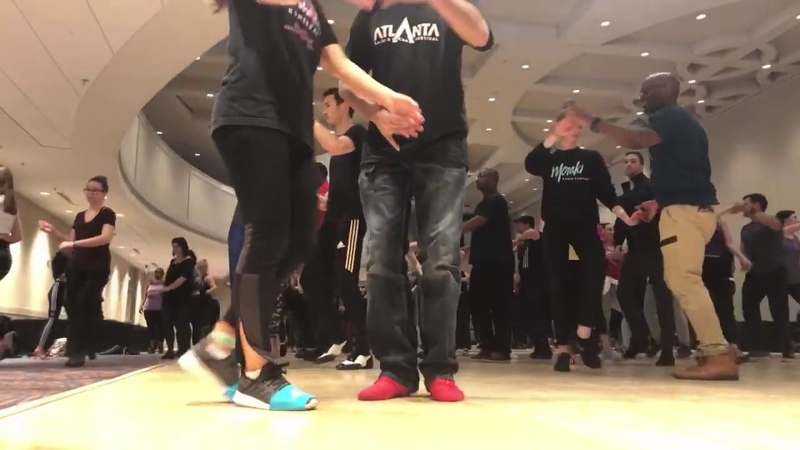 Fernando Sosa Salsa Dance Workshop Atlanta Salsa Bachata Festival 2020