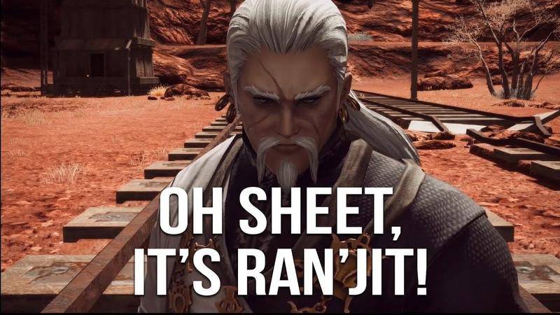Oh Sheet, Its Ranjit!