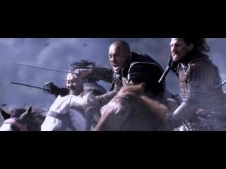 "MEGADETH - How the Story Ends - фанатское видео на основе фильма ""Последний самурай"""