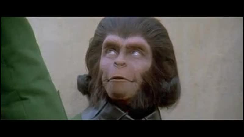 Под планетой обезьян 1969