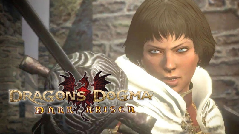 Dragon's Dogma Dark Arisen ▶ Прохождение MEGABIT ▶ Драгонс Догма
