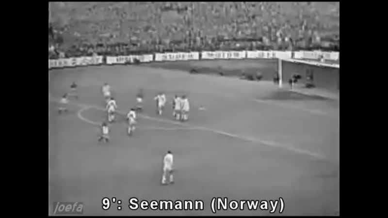 1966 WCQ Norway - Yugoslavia (Oslo, 16.6.1965)