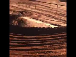Motocross scrab