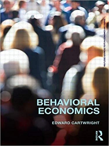 Behavioral Economics (1)