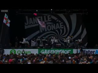 Janelle Monae - Live At Glastonbury 2011 (Part II).mp4