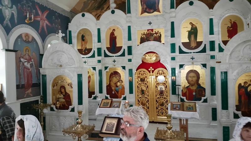 Аксион эстин ос алифо́с макари'зын Свято Михайло Афонский мужской монастырь