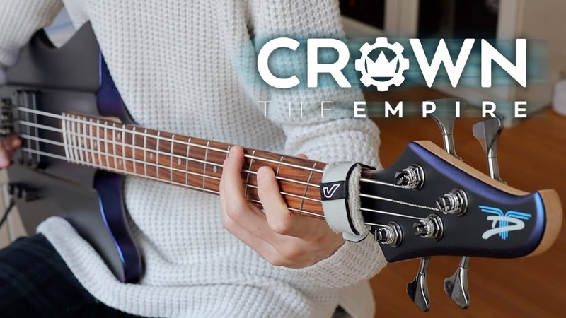 Crown the Empire - Sudden Sky | Bass Cover | Darkglass Alpha Omega 900 test