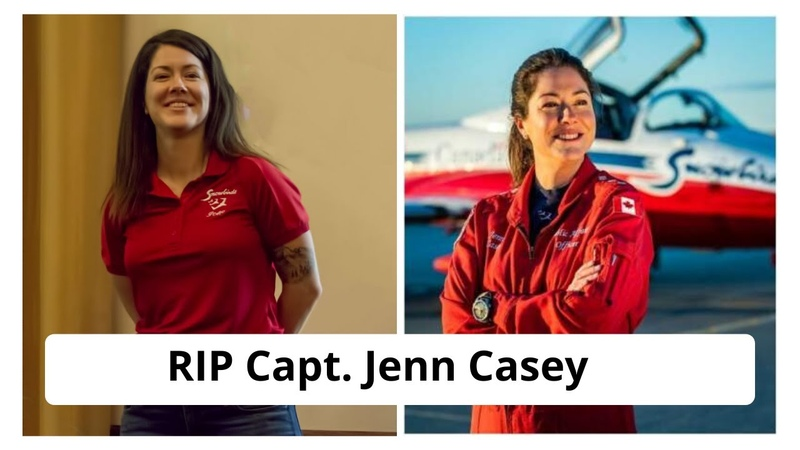 Capt Jenn Casey Wiki Age Biography Boyfriend Family Net Worth More