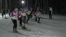 Впервые в истории Мензелинска прошел Ночной Сабантуй лыжников