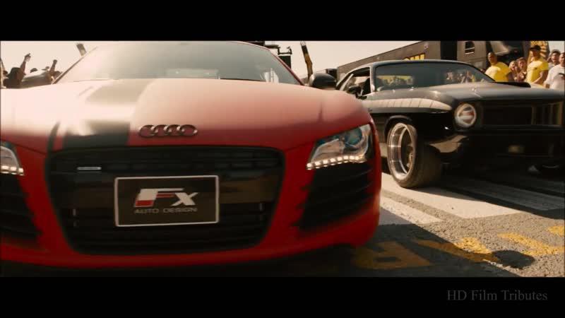 The Fast and the Furious 7 • Go Hard or Go Home • Wiz Khalifa Iggy Azalea