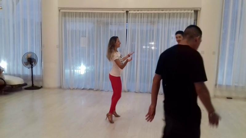 Anna Russa Jefferson Dadinho feat. Felipe Nascimento - International Cyprus Zouk Congress