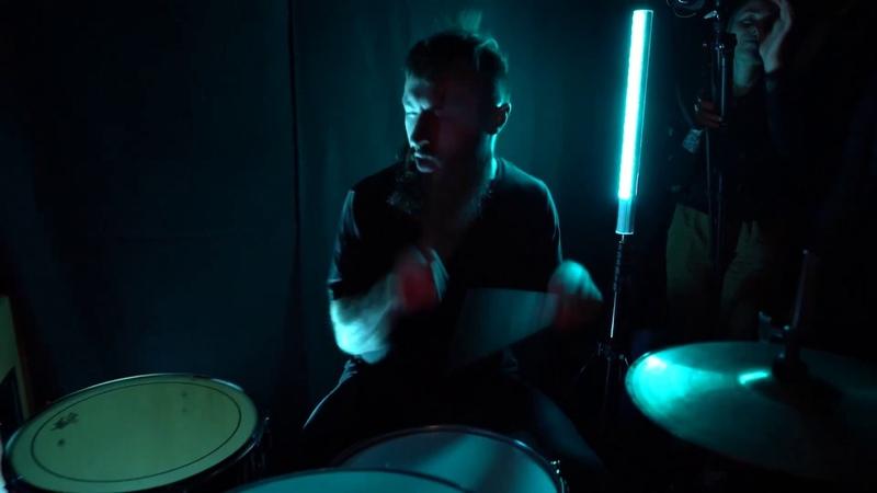 Playing on CSBR Drum Battle
