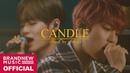 박우진(PARK WOO JIN) 이대휘(LEE DAE HWI) 'Candle (Prod. By 이대휘)' LIVE CLIP