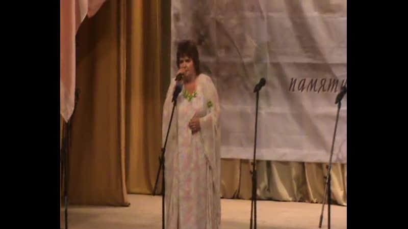 Всероссийский конкурс Вишневая метель Бутурлино Елена Шигина