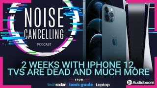 2 weeks with the iPhone 12, TVs are dead and a CATastrophe of a podcast | Noise Cancelling Podcast