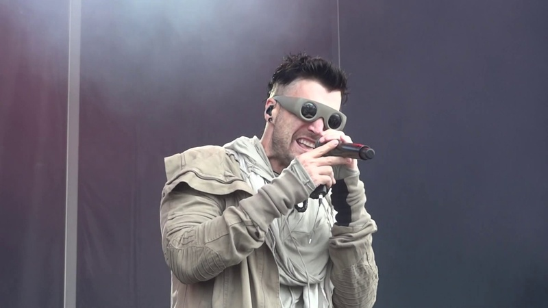 Starset - Unbecoming Monster Frequency Rock USA 2019 Oshkosh Wisconsin 07 20 2019