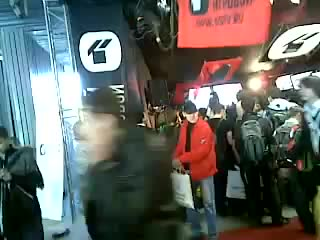 """выставка """"ИгроМир 2008"""""""