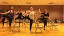 PONY Ginuwine - Dance Fitness Workout Valeo Club Sexy Chair Dance