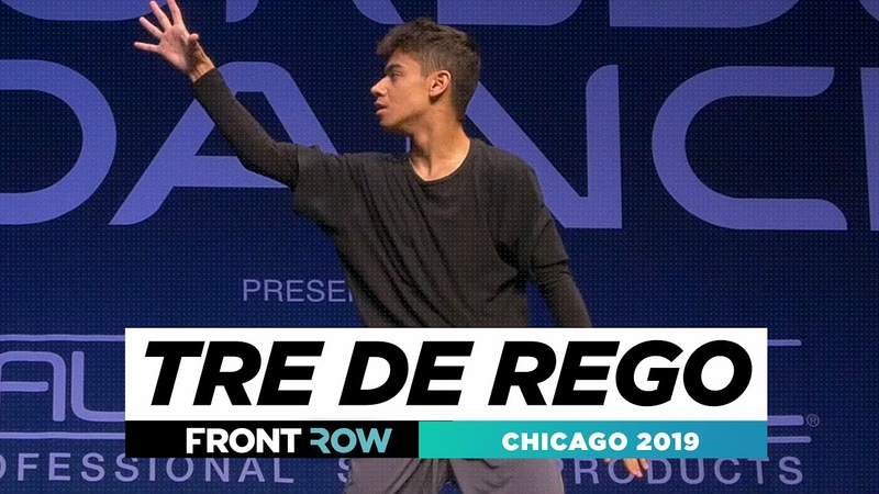 Tre De Rugo | FRONTROW | World of Dance Chicago 2019 | WODCHI19
